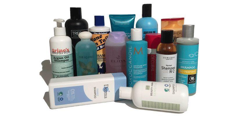 kemikalier i schampo